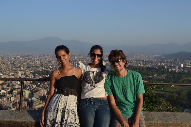Swayambhunath 360meridianos