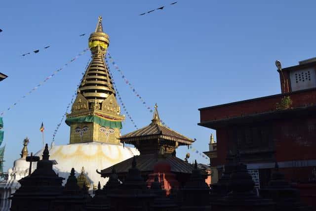 Swayambhunath geral