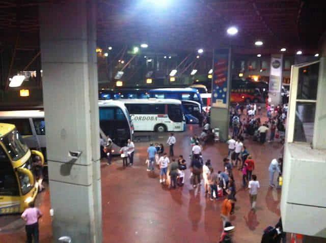 Terminal de ônibus de Córdoba