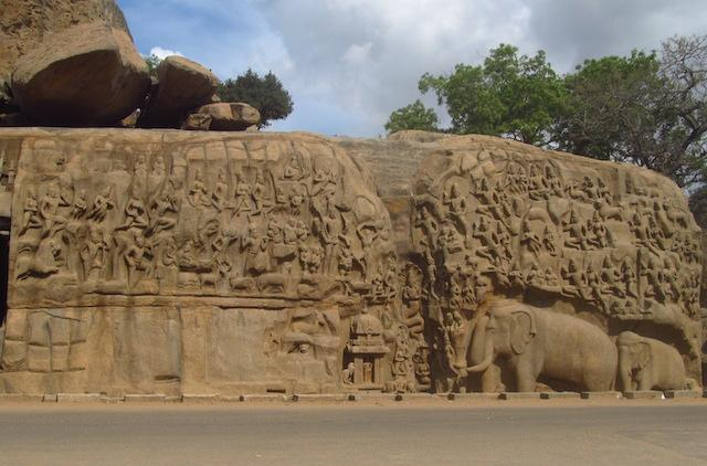 descend of ganges mamallapuram