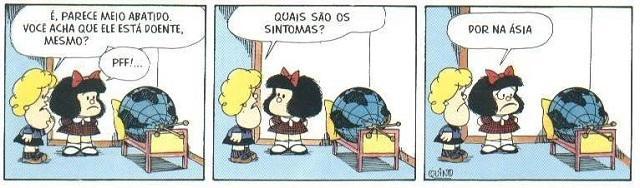 Mafalda (tirinha)