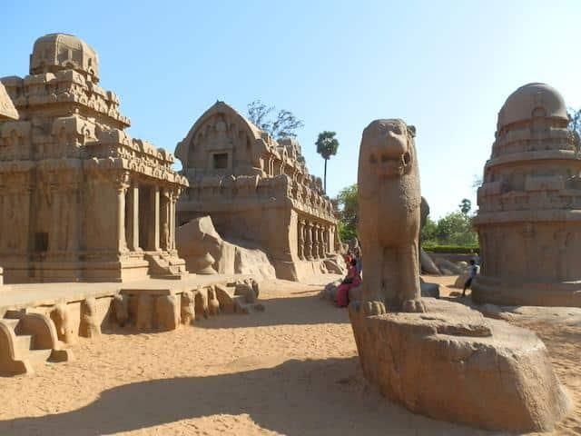 pancha-rathas-mamallapuram
