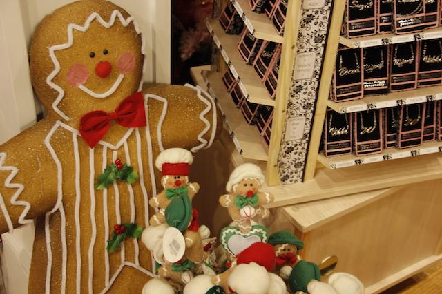 Biscoitos de Natal - Loja em Nova York