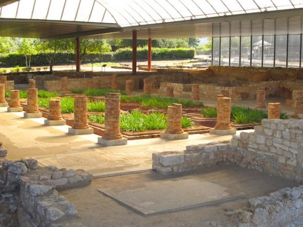 Casa dos Repuxos ou das Fontes Conimbriga