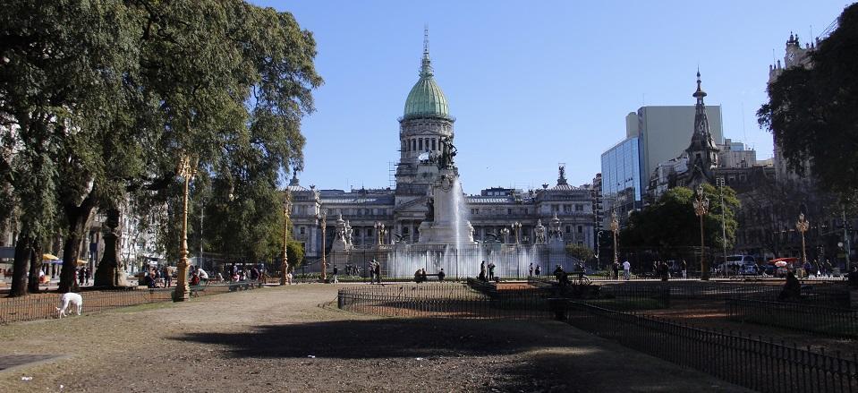 Congresso Nacional da Argentina, Buenos Aires