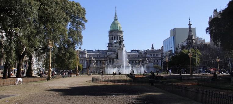 Uma visita ao Congresso Nacional da Argentina