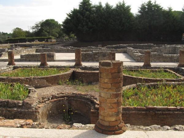 Area das Casas Conimbriga