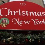 Christmas and City: natal o ano inteiro em Nova York