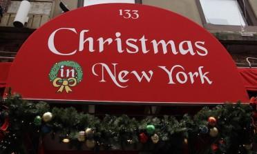 Christmas and City: natal o ano inteiro em Nova York