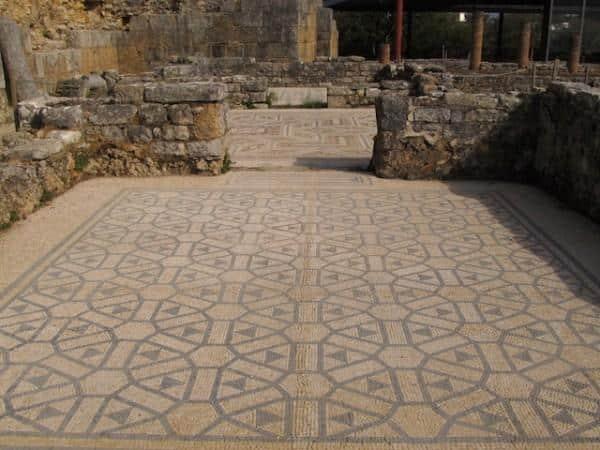 Mosaicos Conimbriga