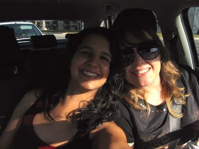 Selfie Carro portugal