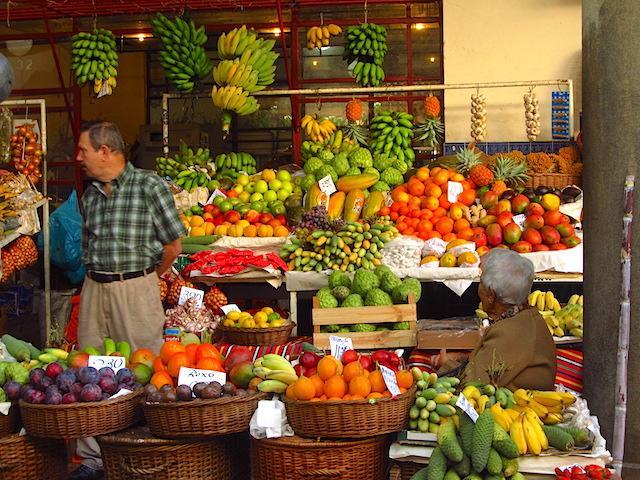 mercado municipal funchal