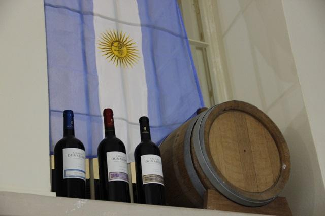 Vinícolas da Argentina