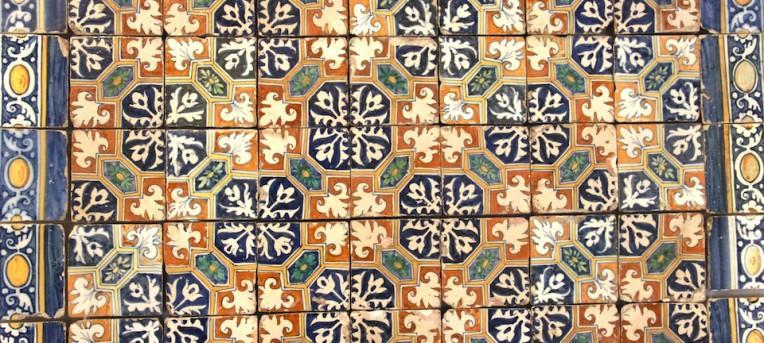 O Museu Nacional do Azulejo, em Lisboa