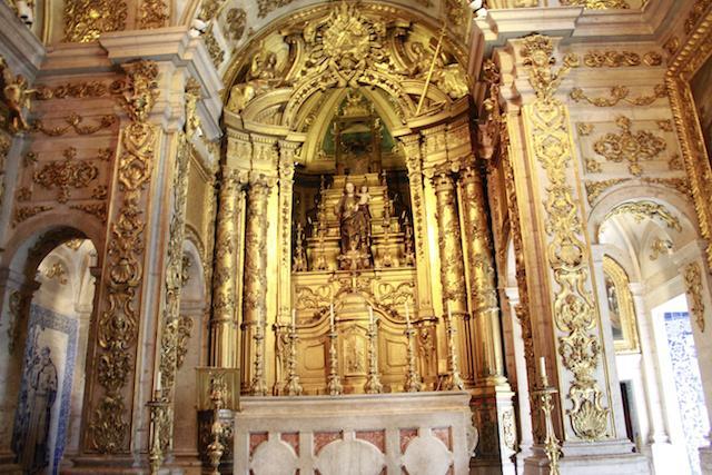 Igreja do Convento - Museu Nacional do Azulejo