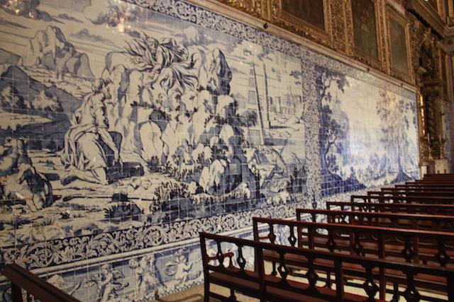 Igreja do Museu Nacional do Azulejo