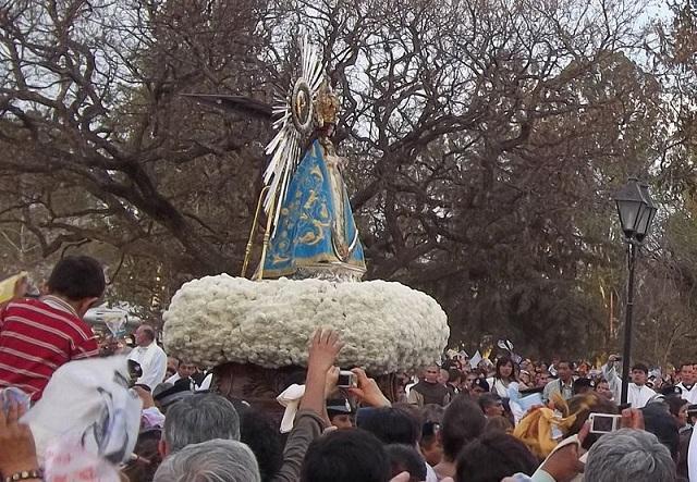 Procesión del Milagro, Salta, Argentina