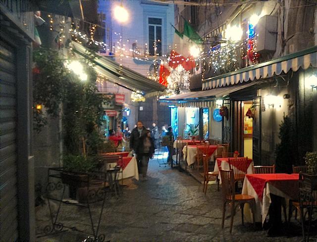 Rua Nápoles
