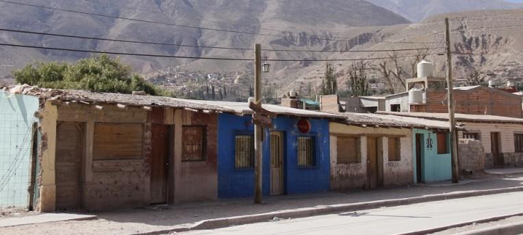 Tilcara, simpática vila nos Andes argentinos