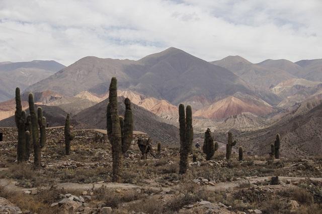 Tilcara, na Argentina