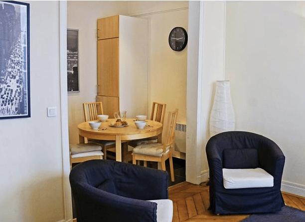alugar apartamento paris
