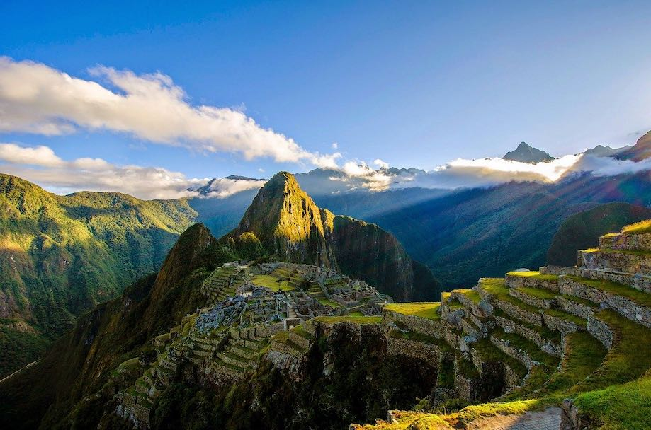 Roteiros pela América do Sul: Machu Picchu
