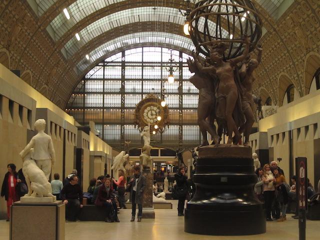 Museu D'Orsay Paris