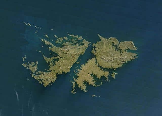 Ilhas Malvinas, Argentina