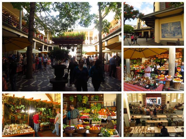O que fazer em Funchal mercado dos lavradores