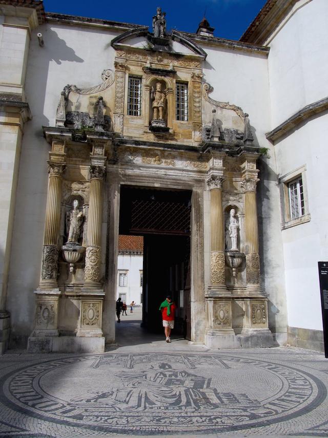 Porta Ferrea UC