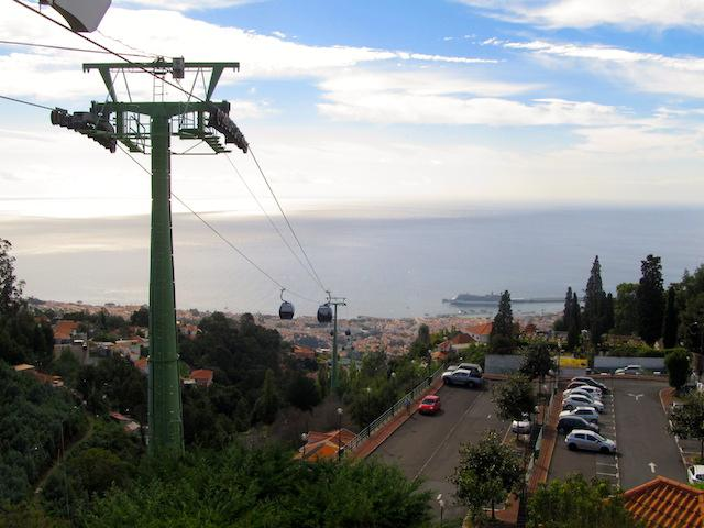 Teleférico Monte