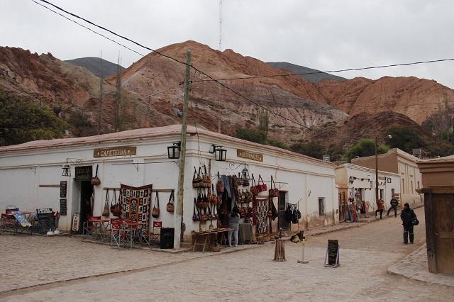 Vila de Purmamarca, Argentina