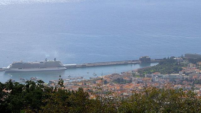 Vista Lido Funchal