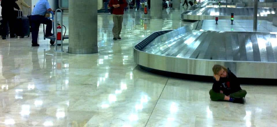 aeroporto de madrid