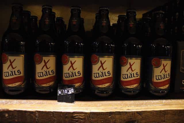 Cervejas Wals BH