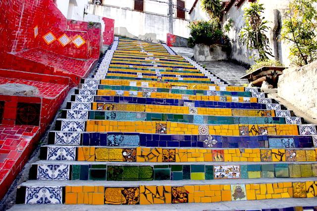 Escadaria Selaron - Rio