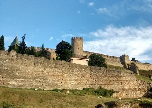 Fortaleza de Belgrado - Sérvia