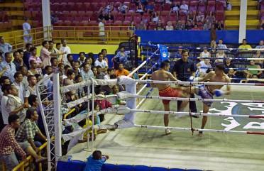 A história do Muay Thai e a Tailândia