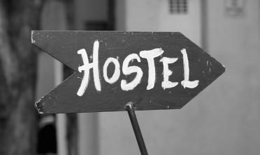 Como é morar em um hostel