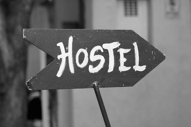 Hostel placa