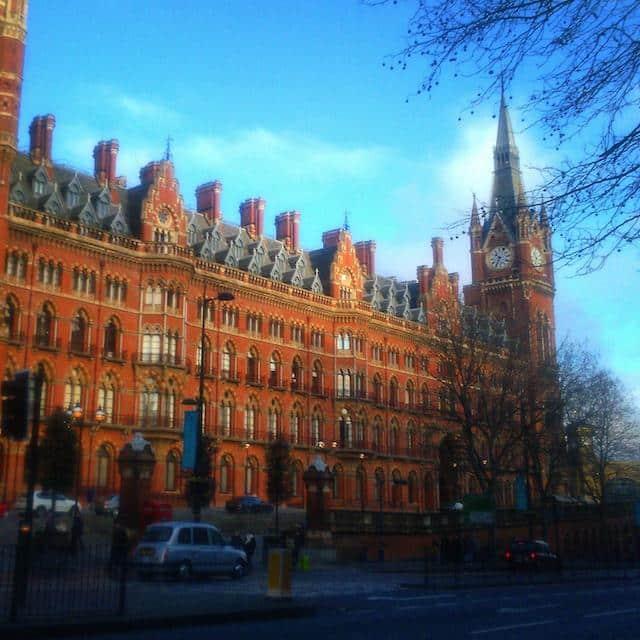 Londres Kings Cross St. Pancreas