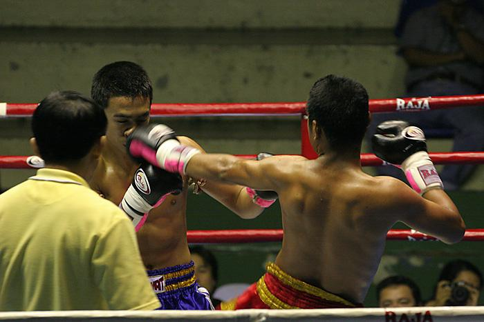História do Muay Thai