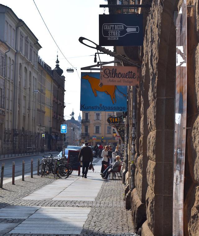 Neustadt em Dresden