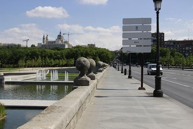Parques de Madrid, Espanha