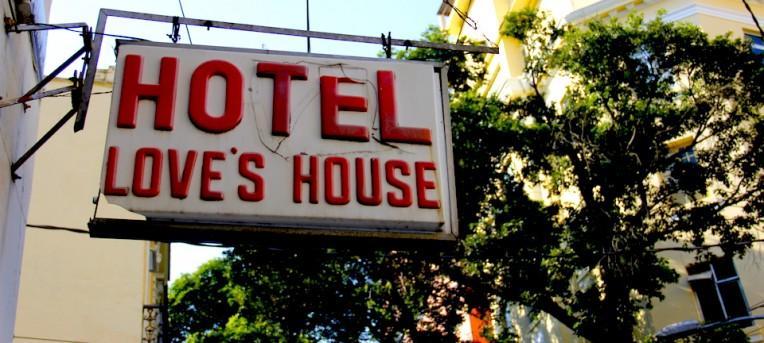 Ache seu hotel