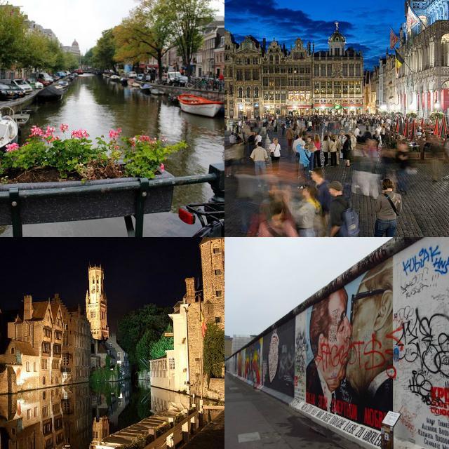 roteiros de viagem pela europa