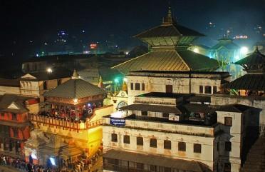 Pashupatinath, templo mais importante de Katmandu