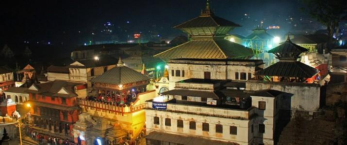 Viajar para o Nepal - Templos em Katmandu