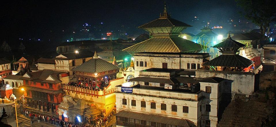 Templo nepales, katmandu