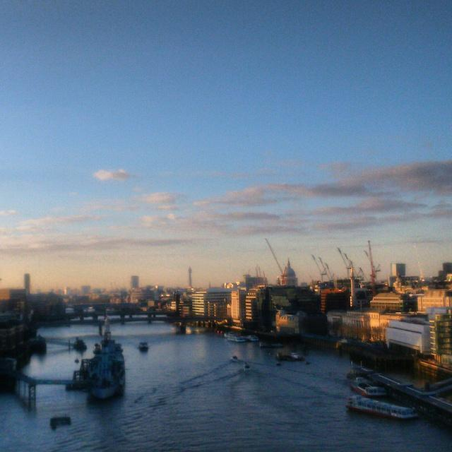 Vista Londres